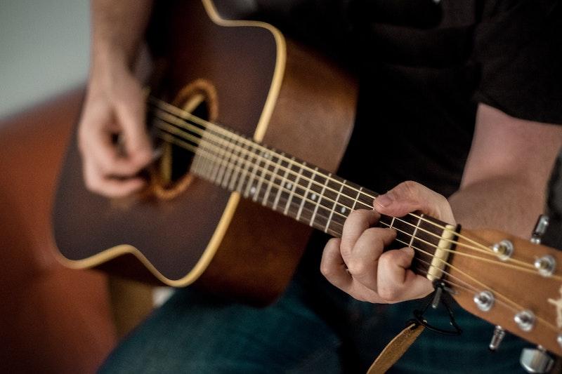 Akustiska Gitarrtyper