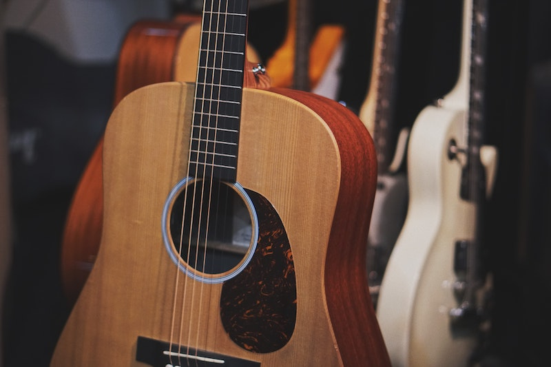 Akustiska gitarrförstärkare