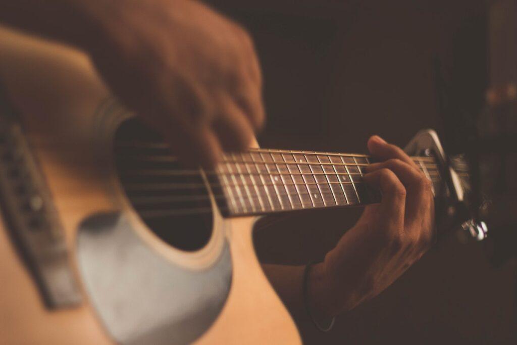 Akustiska Gitarrer Online