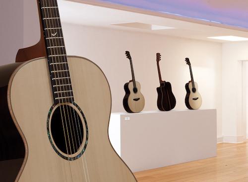 Akustiska gitarrer från Faith Guitars