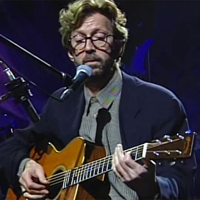 Eric Clapton - Akustisk Gitarr