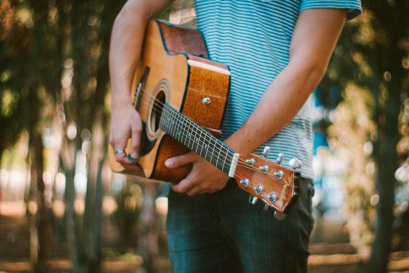 Fender Akustisk Gitarr